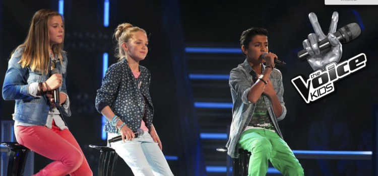 """Three Kids Perform On """"The Voice"""" And It Is So Incredible That It Brings The Judges To Tears"""