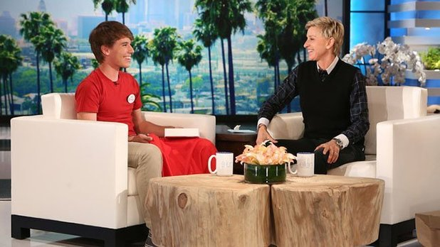 #AlexFromTarget Meets #EllenFromEllen (Spoiler Alert: You're Going To LOL)