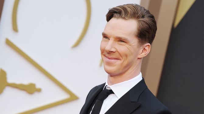 Benedict Cumberbatch Imitates 11 Celebrities In 1 Minute!
