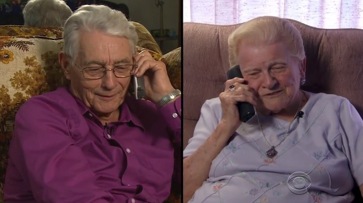 Amazing 87-Year-Old Man Calls Thousands Of Strangers Each Year To Brighten Their Days With Just A Few Simple Words