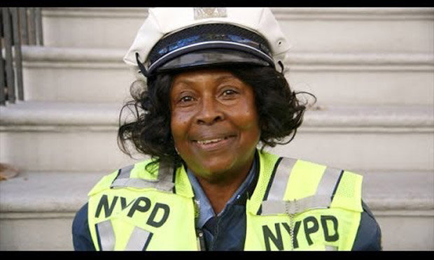 NYPD Officer Mentoria Hutchinson Brightens New York City Each Day With Her Dancing!