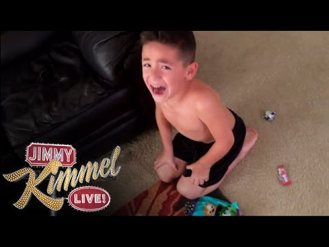 """Jimmy Kimmel Releases The Annual Video """"I Told My Kids I Ate All Their Halloween Candy"""" (Spoiler Alert: You're Going To LOL)"""