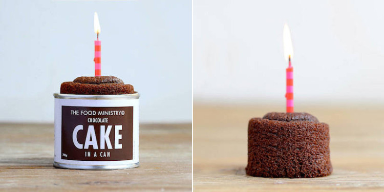 You Can Now Make Your Own Personal Cake In 15 Minutes (In Other Words, The Future Is Here!)