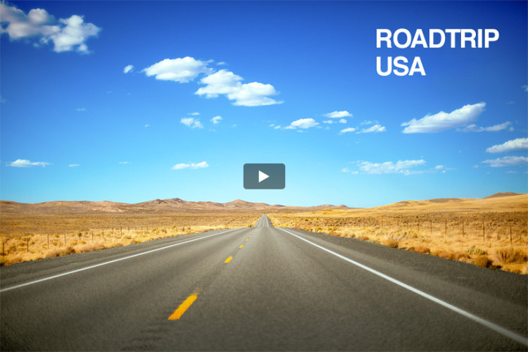 Travel Through The Entire U.S. With This AWESOME 3-Minute Time Lapse Video