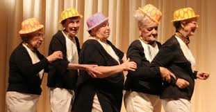 """Senior Citizens Put On Their Dancing Shoes And Boogie To """"Turn Down For What"""""""