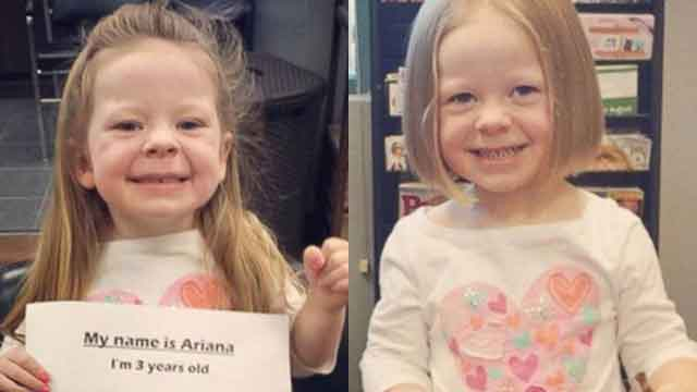 3-Year-Old Ariana Made A HUGE Donation To Help Another Little Girl Who She'd Never Met