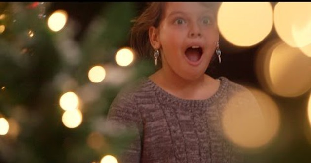 Kids Drew Their Dream Christmas Experience, Then SoulPancake And Lowe's Brought That Dream To Life!