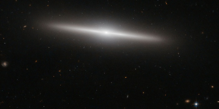 The Hubble Telescope Has Just Discovered A New Galaxy (And It's 60 Million Light-Years Away!)