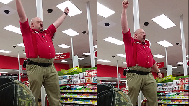 """Target Manager Gives The Best Black Friday Pep Talk Ever (Think """"Sparta"""" Style!)"""