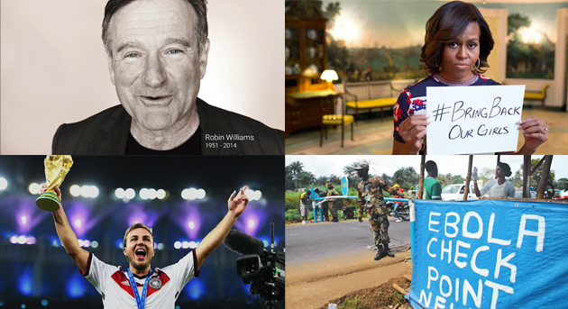 """Google's """"Year In Search"""" Puts All Of 2014's Greatest Moments Into One Amazing Video"""