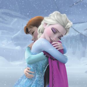 Anna + Elsa