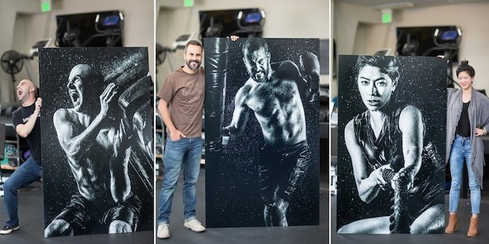 With Just A Few Tricks, This Awesome Photographer Can Make Anyone Look Like An All-Star Athlete