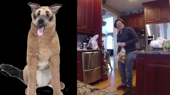 This Mom Hilariously Falls For The Same Prank 5 Times In 3 Minutes!