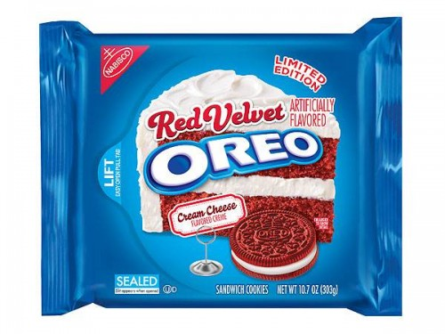 This Is Extremely Important: Oreo Is Introducing A Red Velvet Flavor And We Are Super Excited