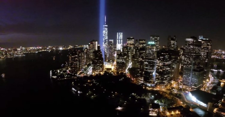 Ultimate Aerial Video Shows New York City Like You've Never Seen It Before!