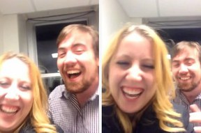 Gullible Guy Falls For Hilarious Snapchat Prank Every Time!