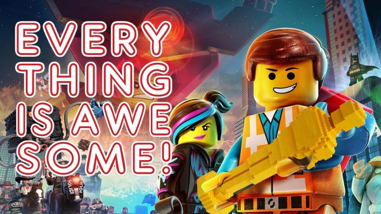 Oscars Tonight! Rooting For The Lego Movie!
