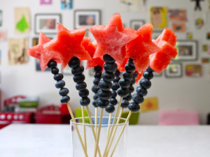 3. Fruit Wands