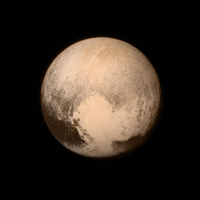 NASA's New Horizons Spacecraft Flies By Pluto!