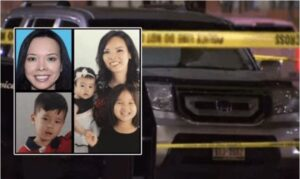 CHILDREN STUCK IN CAR WITHOUT FOOD FOR THREE DAYS AFTER MOTHER DIED