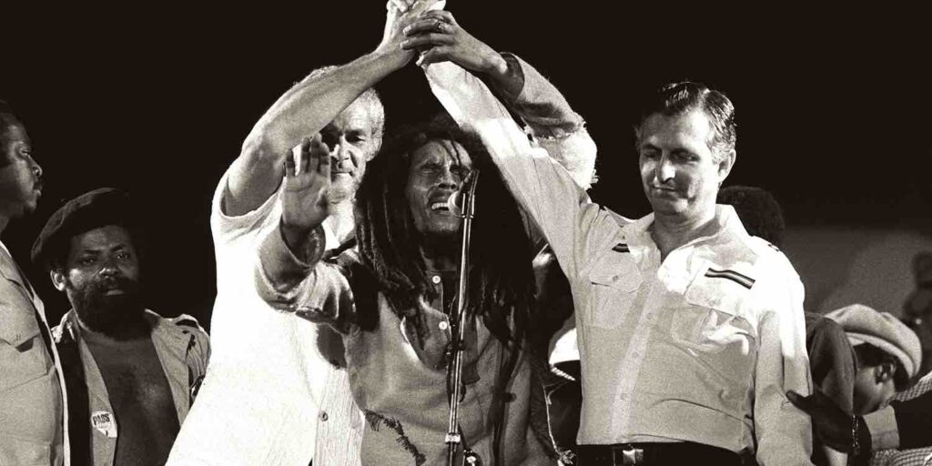 JAMAICA POLITICAL HISTORY (DOCUMENTARY) 3