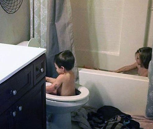 Eight Dads Share Funny Parenting Fail Photos. Number 7 Is Sending The Internet Into A Frenzy 19