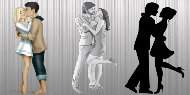 WHAT THE WAY YOU HUG SAYS ABOUT YOUR RELATIONSHIP 3