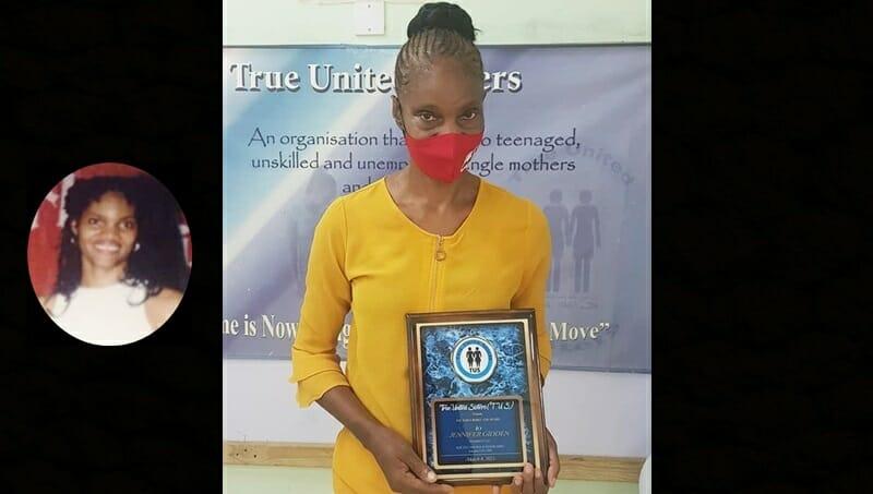 Photo | Jennifer Gidden honoured for giving dedicated service as teacher 1