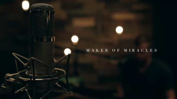Video: Austin and Lindsey Adamec - Maker of Miracles Live at Twin Hill Studio