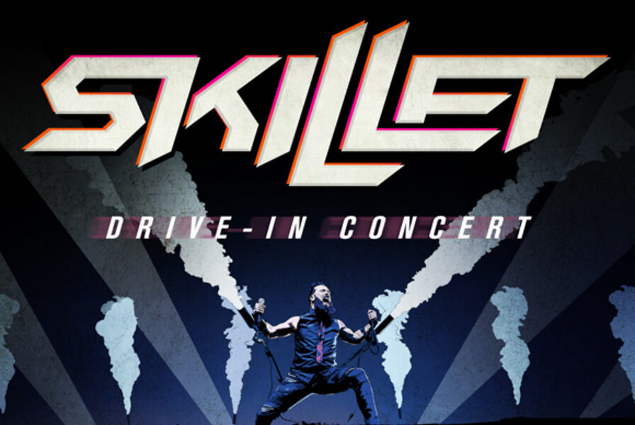 SKILLET HITS THE DRIVE IN FOR TWO-NIGHT TAILGATE SERIES OCT 9-10