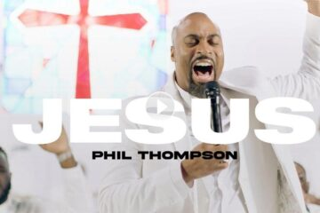 """""""JESUS"""" from Phil Thompson Drops Today"""