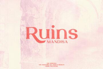 "Mandisa Releases New Single, ""Ruins"""