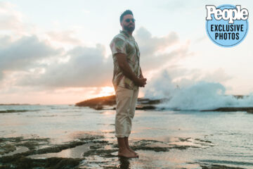 """People.com Shares Behind-The-Scenes from Danny Gokey's New Song, """"Agradecido"""""""