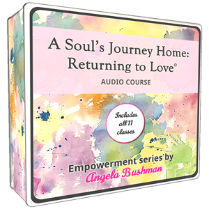 A Soul's Journey Home: Returning to Love © audio course