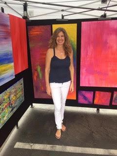 Angela Bushman - fine art show