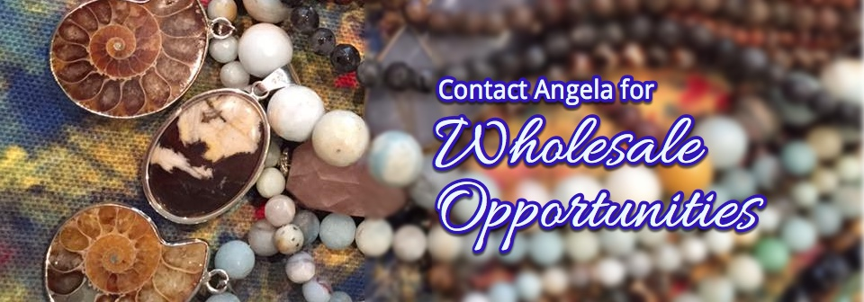 Contact Angela for wholesale opportunities