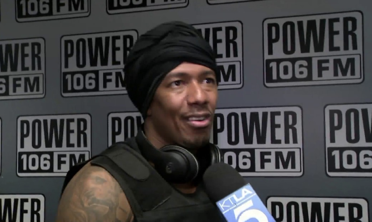 Nick Cannon, KPWR, Power 106, Los Angeles