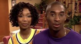 Brandy, Kobe Bryant