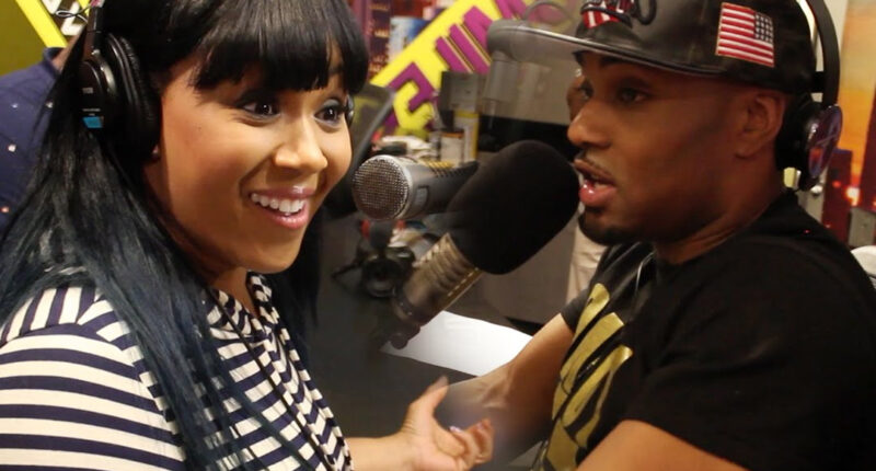 Erica Campbell & Willie Moore Jr.