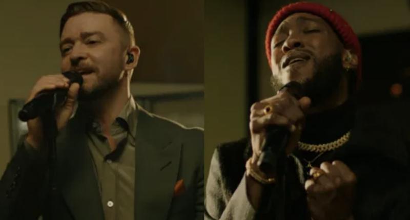 Justin Timberlake, Ant Clemons