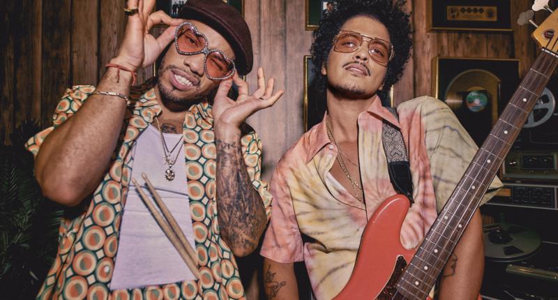 Silk Soul, Bruno Mars, Anderson Paak