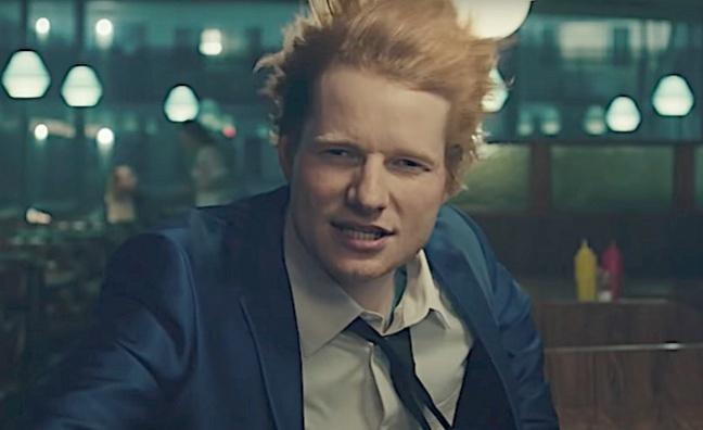 Ed Sheeran Shivers
