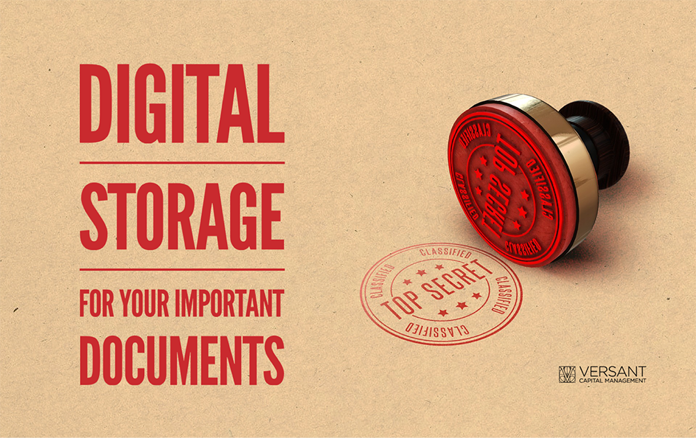 Why You Should Have all of Your Important Documents in One Place