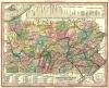 Pennsylvania Historic Map