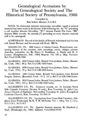 PGM Volume 35 No 1 – 070-093