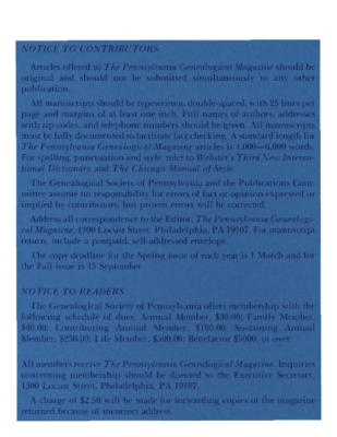 PGM Volume 35 No 3 – Cover and TOC