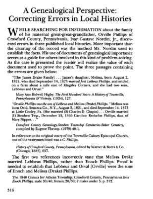 PGM Volume 35 No 4 – 316-318