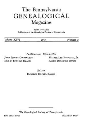 PGM Volume 26 Number 2