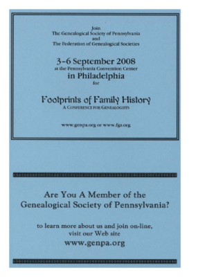 Pennsylvania_Genealogical_Magazine_Volume_45_Number_2_Back_cover