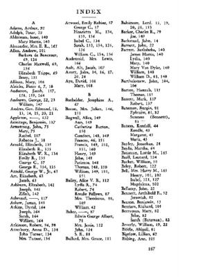 PGM Volume 18 Index